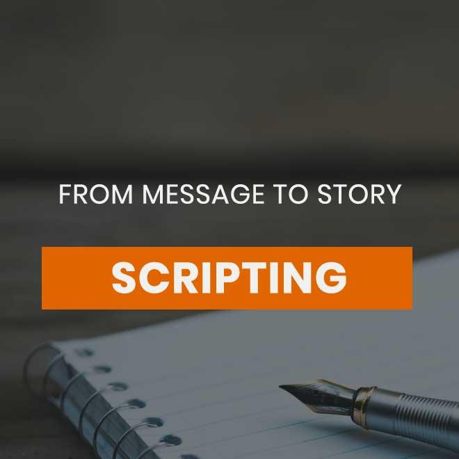 Professional Script Writing